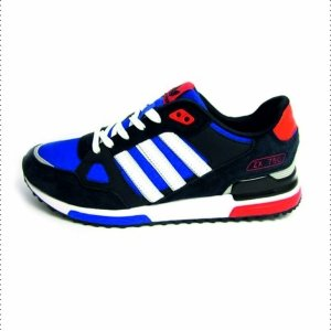 "Кроссовки Adidas ZX750 ""Blue/White/Red"""