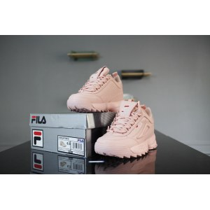 "Кроссовки Fila Disruptor II ""All Rose"" Арт. 2559"