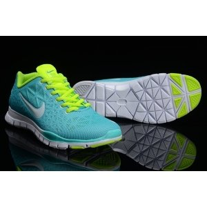 "Кроссовки NIke Free Run TR ""Green/Mint"" Арт. 0213"
