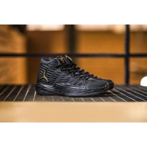 "Кроссовки Nike Air Jordan Melo M13 ""Black"" Арт. 2610"