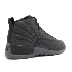 "Кроссовки Nike Air Jordan 12 Retro Wool ""Grey"" Арт. 2627"