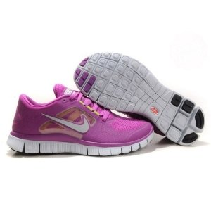 "Кроссовки NIke Free Run Plus 3 ""Purpure"""