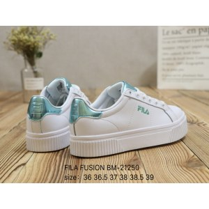 "Кеды Fila Fusion""White/Light Blue"" Арт. 2783"