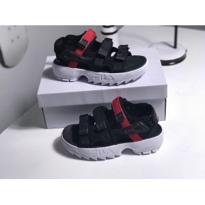 "Сандали Fila ""Black/Red"" Арт. 2788"