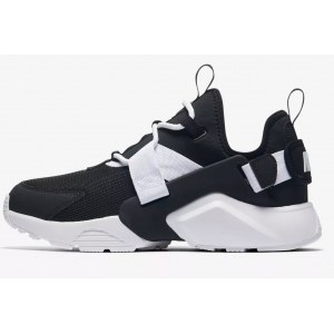 "Кроссовки Nike Air Huarache City Low ""Black/White/Black"""