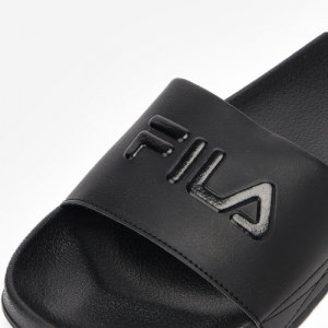 "Шлепанцы Fila ""All Black"" Арт. 2803"