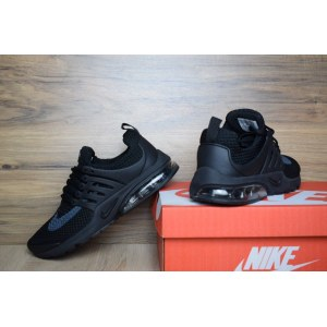 "Кроссовки Nike Air Presto ""Black/Grey Off"" Арт. 2805"