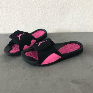 "Шлепанцы Air Jordan Hydro ""Black/Pink"" Арт. 2838"