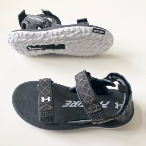"Сандали Under Armour ""Black/Grey/White"" Арт. 2851"