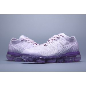 "Кроссовки Nike Air Vapor Max 2018 Flyknit ""White/Purple"" Арт. 2858"