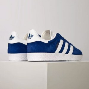 "Кроссовки Adidas Gazelle ""Retro Navy"" Арт. 2876"