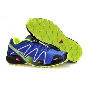 Salomon Speedcross 3 (cиние)