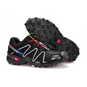 Salomon Speedcross 3 (черные)