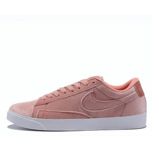 "Кроссовки Nike Blazer Low Surfaces ""Light Lavender Velours"" Арт. 3110"
