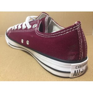 "Кеды Converse All Star Chuck Taylor Low ""Bordo"" Арт. 2465 (Уценка)"
