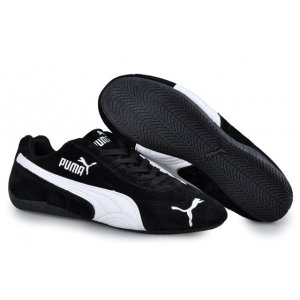 Puma Speed Cat SD (черные)