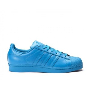 "Кроссовки Adidas Superstar Supercolor ""Young Blue"" Арт. 3212 (Уценка)"