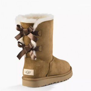"UGG BAILEY BOW II BOOT ""CHESTNUT"" Арт. 3454"