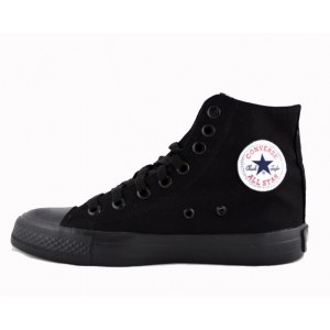 "Кеды Converse All Star Chuck Taylor High ""Night Black"" Арт. 2757 (Уценка)"
