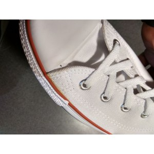 "Кеды Converse All Star White High ""White"" Арт. 0329 (Уценка)"