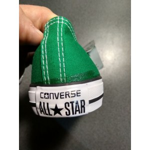 "Кеды Converse All Star Chuck Taylor Low ""Green"" Арт. 2475 (Уценка)"