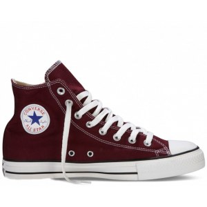 "Кеды Converse All Star Chuck Taylor High ""Bordo"" Арт. 2459 (Уценка)"