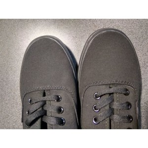 "Кеды Vans Era ""All Black"" Арт. 0335 (Уценка)"