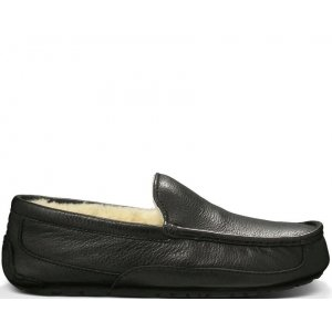 UGG ASCOT SLIPPER LEATHER