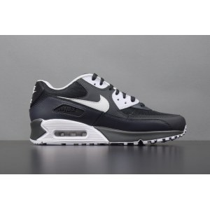 "Кроссовки Nike Air Max 90 Essential ""Black/Chrome Grey"" Арт. 3654"