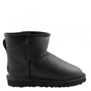 UGG CLASSIC MINI BOOT LEATHER