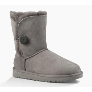 "UGG BAILEY BUTTON II BOOT ""GREY"" Арт. 0359"