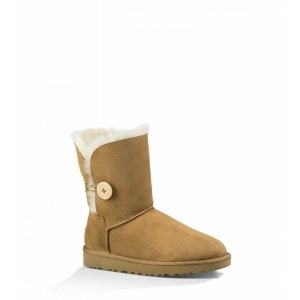 "UGG BAILEY BUTTON II BOOT ""CHESTNUT"" Арт. 0360"