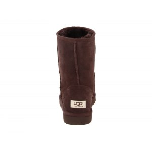 "UGG CLASSIC SHORT BOOT ""CHOCOLATE"" Арт. 3763"