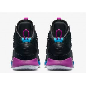 "Баскетбольные кроссовки Nike Hyperdunk X ""Anthracite/Black/Incredible Purple/Metallic Silver"""