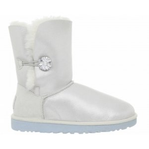 UGG Bailey Button Bling Leather