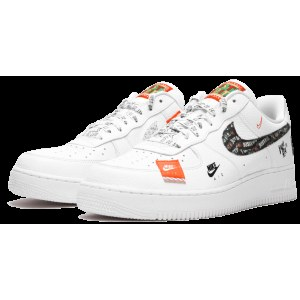 "Кроссовки Nike Air Force 1 07 Just Do It Pack ""White"" Арт. 3805"