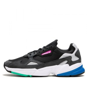 "Кроссовки Adidas Falcon W ""Black/Carbon/Grey"" Арт. 3809"
