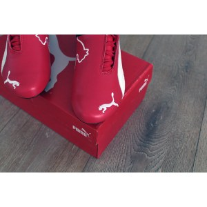 "Кроссовки Puma Ferrari ""Red/White/Black"" Арт. 3811"
