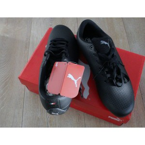 "Кроссовки Puma Ferrari SF Drift Cat 5 Ultra ""Black/Red"" Арт. 3816"