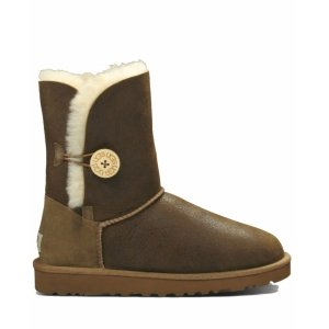 "UGG Bailey Button Bomber ""Chocolate"" Арт. 0355"