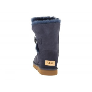 "UGG BAILEY BUTTON II BOOT ""NAVY"" Арт. 0361"