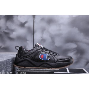 "Кроссовки CASBIA x Champion AWOL Atlanta ""All Black"" Арт. 3861"