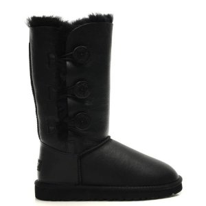 UGG Bailey Button Triplet Leather