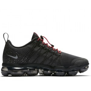 "Кроссовки Nike Air VaporMax Flyknit Utility ""Black.Reflect Silver/Anthracite"" Арт. 3866"