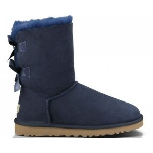 "UGG BAILEY BOW II BOOT ""NAVY"" Арт. 1059"