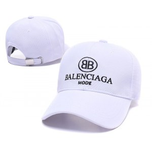 "Кепка Balenciaga Mode Cap ""White"" Арт. 3901"