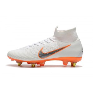Футбольные бутсы Nike Mercurial Flyknit Superfly VI Elite SG AC