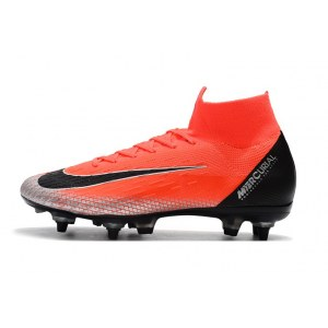 Футбольные бутсы Nike Mercurial Superfly VI Elite CR7 SG