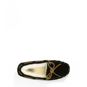 "UGG DAKOTA SLIPPER ""BLACK"" Арт. 0394"