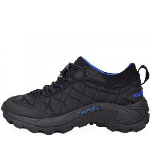 "Кроссовки Merrell Ice Cap Moc ""Black/Blue"" Арт. 4058"